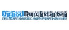 Logo Digital durchstarten