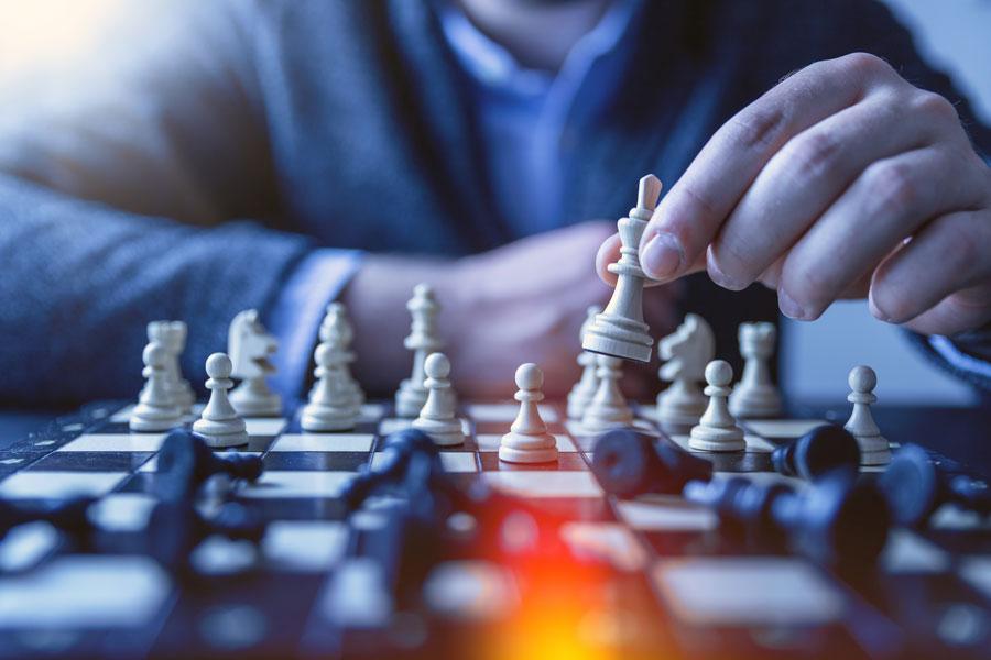 Strategieentwicklung mit den Spezialisten im Netzwerk
