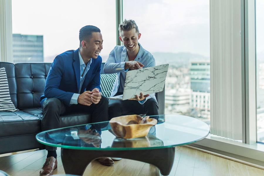 Persönliches Verkaufsgespräch als Erfolg im Vertrieb